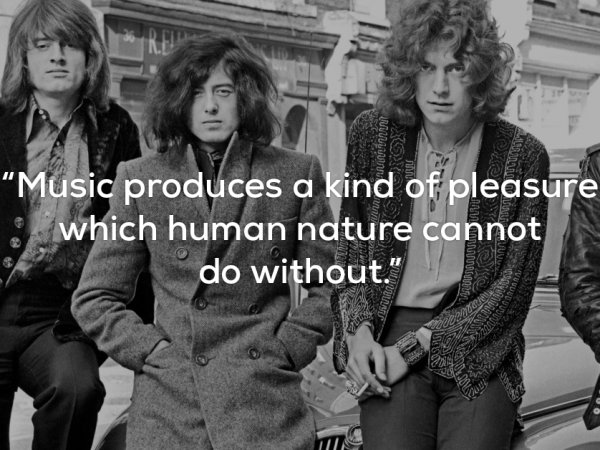 Awesome quotes about music (18 Photos)