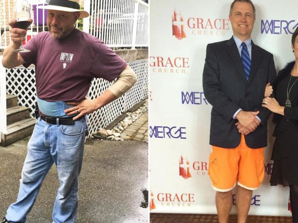 A collection of images from the Fashion Dads Instagram (23 Photos)
