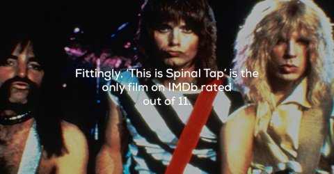Facts about the comedy classic This is Spinal Tap (17 Photos)