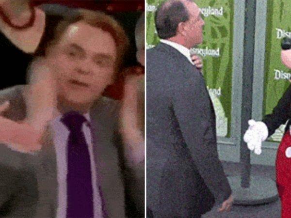 Awkward handshakes are the worst (13 GIFs)