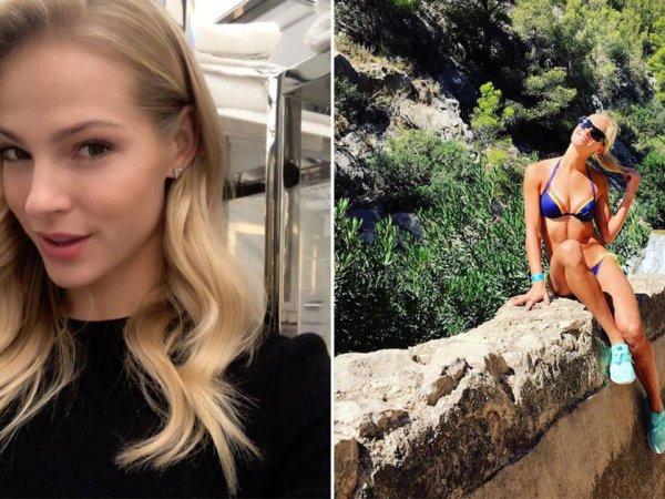 Darya Klishina is a sexy Russian long jumper (26 Photos)