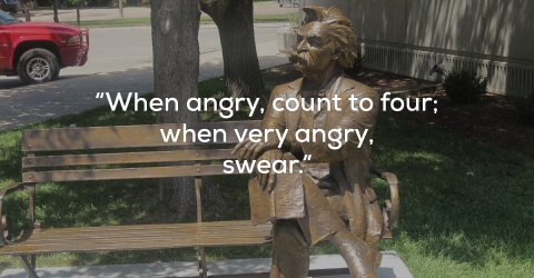 A collection of Mark Twain quotes (17 Photos)