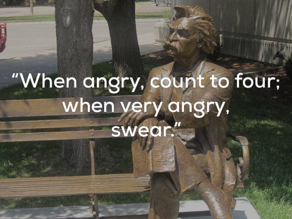 A collection of Mark Twain quotes (17 Photos)