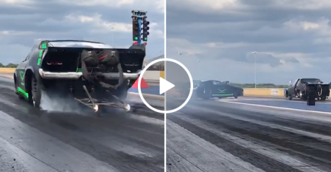 From 0 to f**ked in 3 seconds (Video)