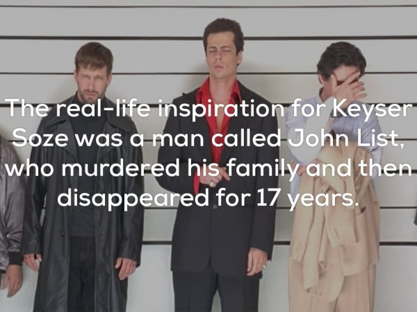 Interesting facts about The Usual Suspects (17 Photos)
