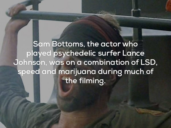 Interesting facts about Apocalypse Now (17 Photos)