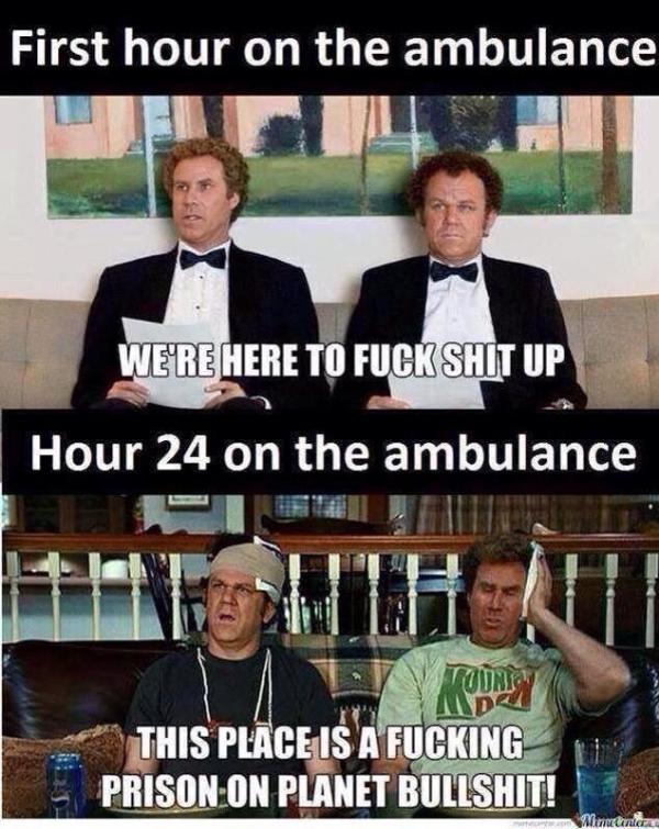 2204019 2 Memes any paramedic or EMT will laugh at (30 photos)