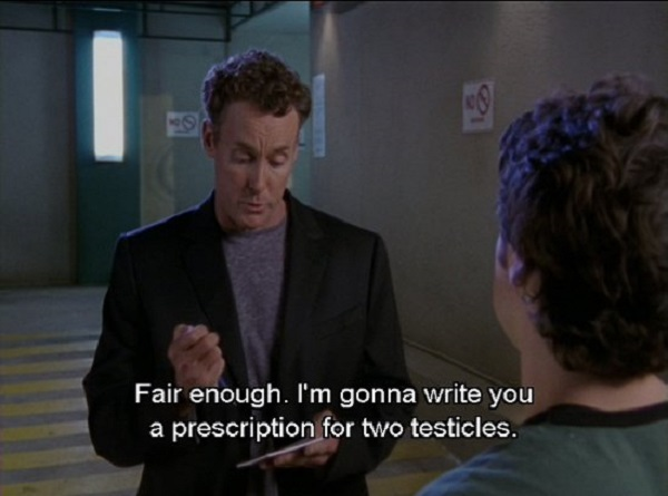 518ff1c9c80d00678435614a9447a6f3 Doctor, we need Scrubs quotes, stat! (25 Photos)