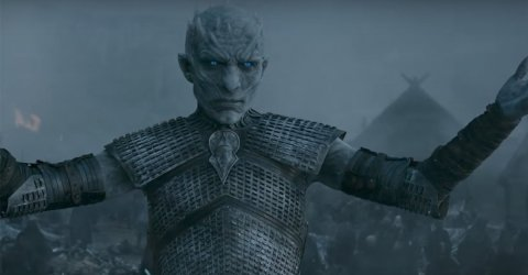 What's taking the White Walkers so long? (5 Photos)