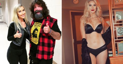 Noelle Foley is the greatest thing about Mankind (29 Photos)