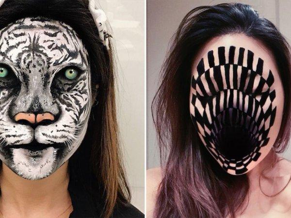 Mimi Choi is a mind melting makeup artist (27 Photos)