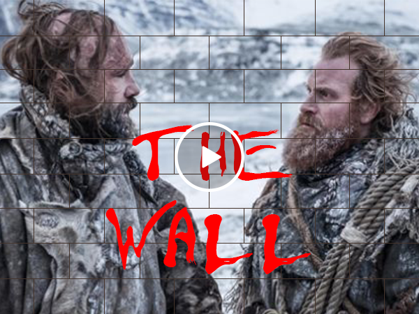 The Hound and Tormund make a legendary duo (Video)