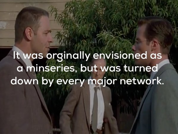 Facts about the crime classic L.A Confidential (17 Photos)