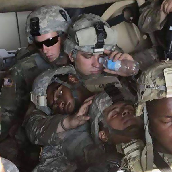 military soldiers race story 4 Man hated Mexicans and Blacks until joining Army and serving alongside them