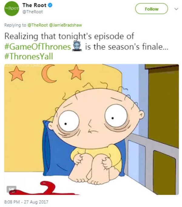 season 7 finale got game of thrones reactions funny twitter memes tweets 8 Season finale GoT reactions prove were all a perfect mess right now (34 Photos)