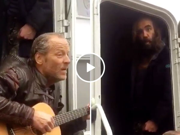 The Hound and Tormund are back... with their 'Brother Without Banjos' (Video)