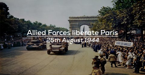 This Week in History: 21st August-25th August (25 Photos)