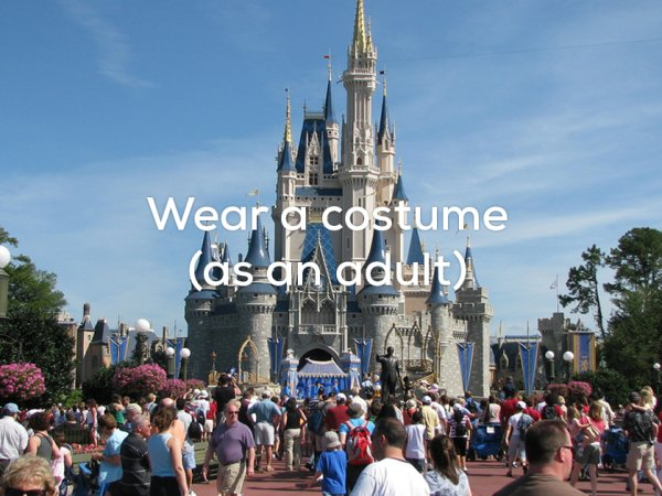 6 things that could get you removed from Disney's parks (7 Photos)