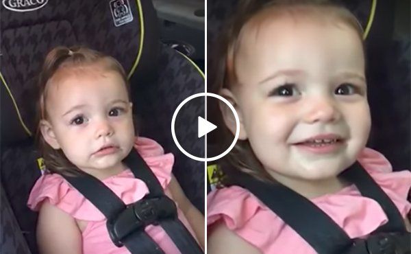 Toddler Makes Up Word For Ice Cream | Baby New Vocabulary