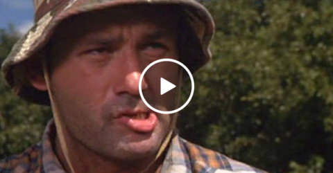 A few tidbits about the career of the legend Bill Murray (Video)