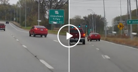 Car Accident Instant Karma | Guys Get Karma for Laughing at Accident