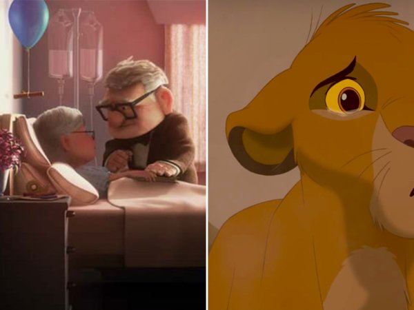 Heartbreaking moments in kid's films that will give you the feels