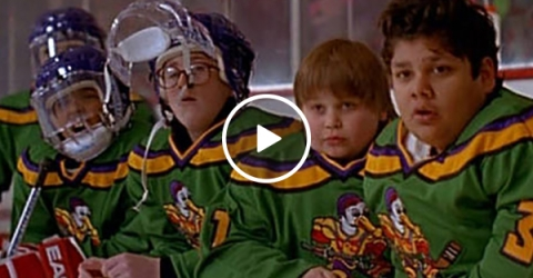 Honest movie review for The Mighty Ducks