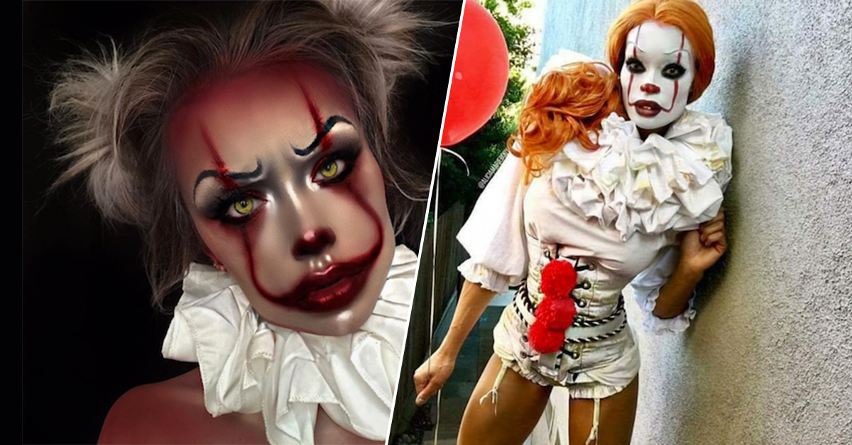 People Are Dressing Up As Sexy Pennywise And I Dont Want To