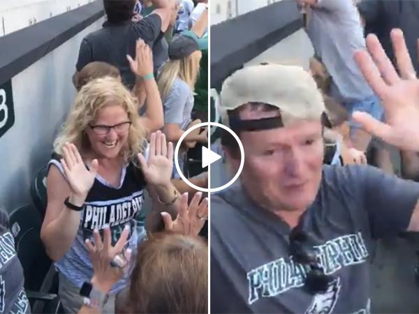 Philadelphia Eagles Game Winning Field Goal | NFL Sunday
