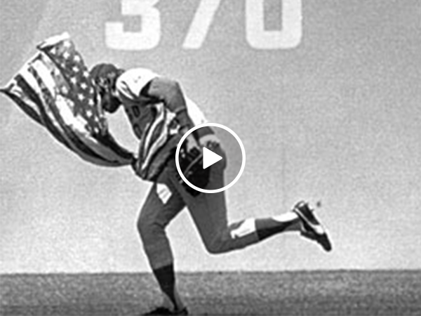 Rick Monday made greatest play in history saving American flag (Video)