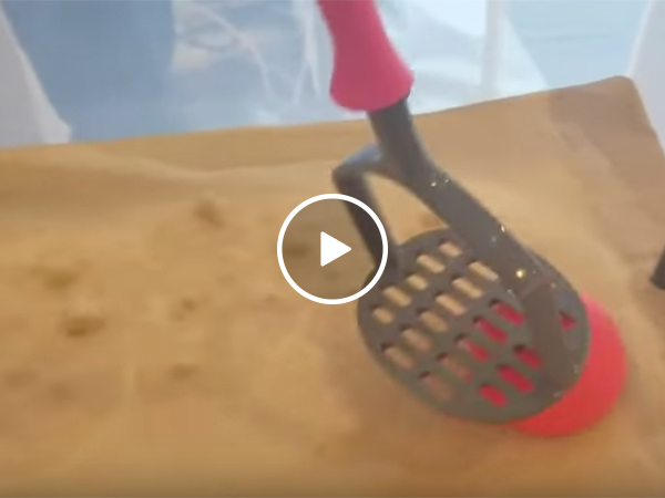 Sand Gets Liquefied | Trippy Science Video