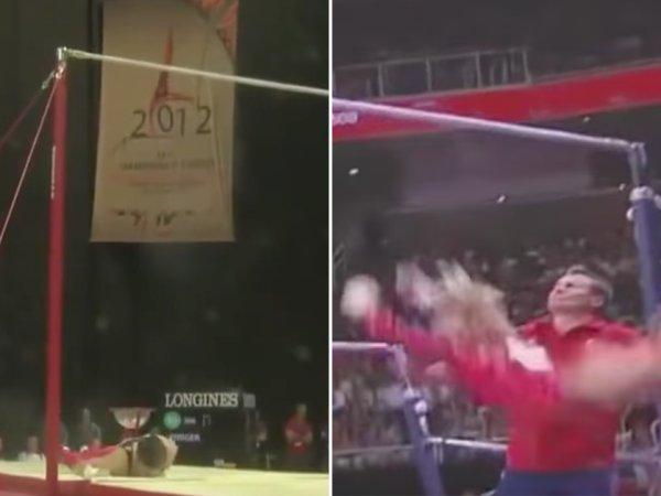 Hilarious gymnastics fails for you to enjoy (16 GIFs)