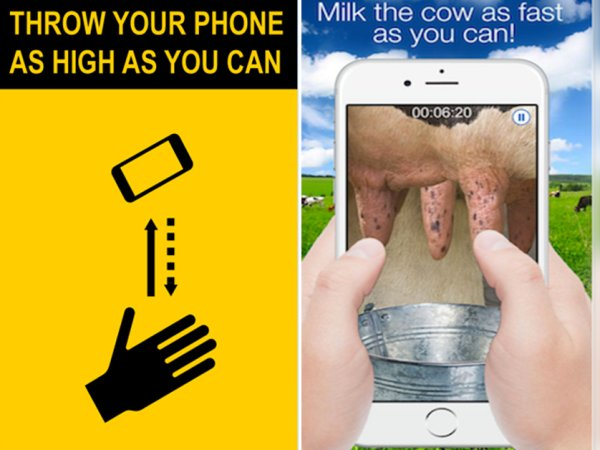 Some of the strangest apps you can find (19 Photos)
