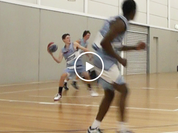 Kid mistakes buzzer and makes amazing full court shot (Video)