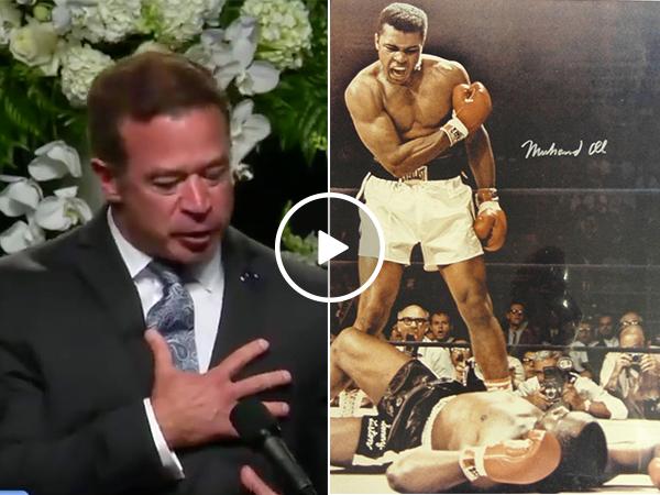Heartwarming account of Muhammad Ali acting like a true champion (Video)