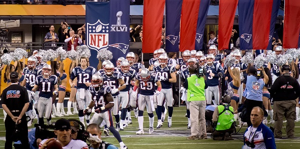 new england patriots grand entrance 6837538261 What famous sports teams USED to be called (15 Photos)