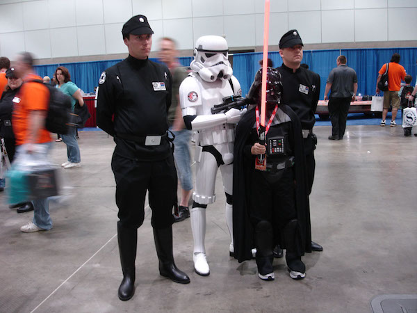 star wars celebration iv   imperial fan costumes 4878278137 The most popular Halloween costumes in 2017, so says Google (30 Photos)