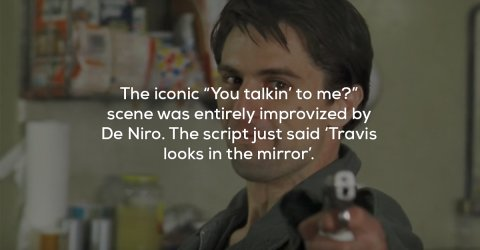 Facts about the incredible film Taxi Driver