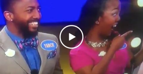 Family Feud Questions Gets a Raunchy Sexual Response