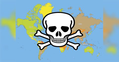 The world's most dangerous countries for travel (19 Photos)