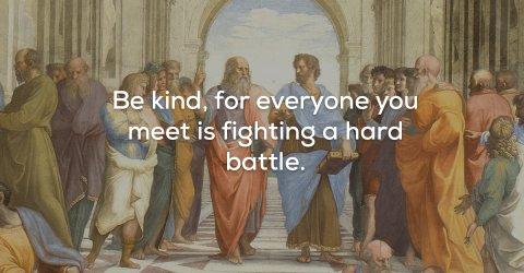 Enlightening quotes from Plato