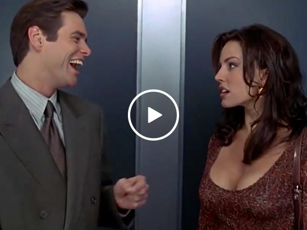 Jim Carey's 'Liar Liar' blooper-reel will make your day (Video)