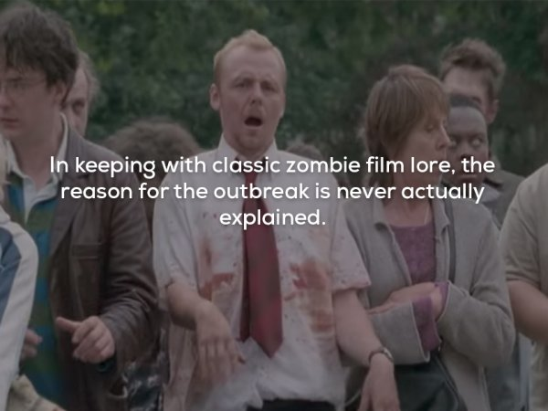 Facts about 'Shaun of the Dead'