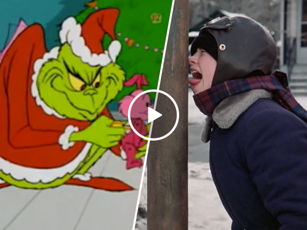 Facts about your favorite Christmas films new and old (Video)