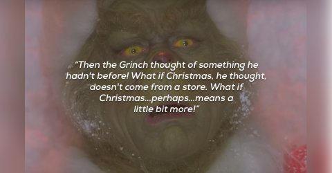 Inspiring and heartwarming quotes about Christmas