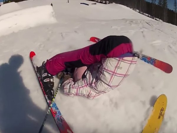Snow and Ski fails from around the Internet