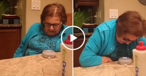 Italian Grandmother Tries To Learn Technology But Fails Miserably