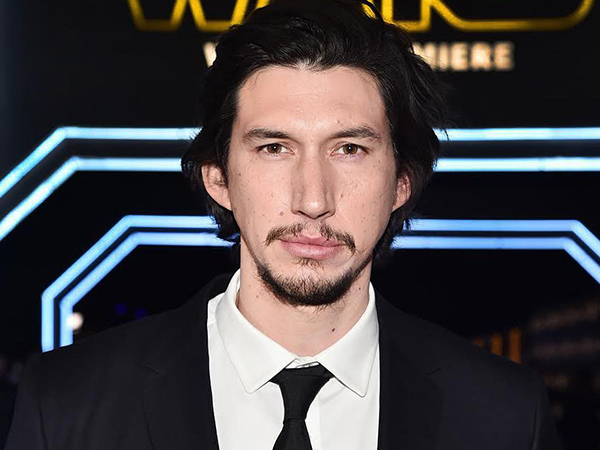 keanu reeves and adam driver 1 So, Adam Driver is just a Force projection of Keanu Reeves...? (12 Photos)