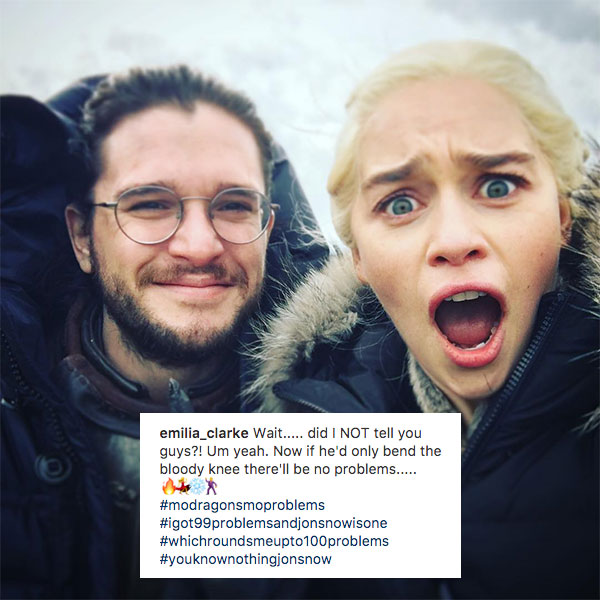 when theyre not on iron throne the game of thrones cast are best friends 110 After fighting for the Iron Throne, the Game of Thrones cast are best friends (24 Photos)