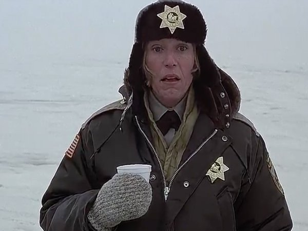 Interesting facts about the black comedy crime film Fargo